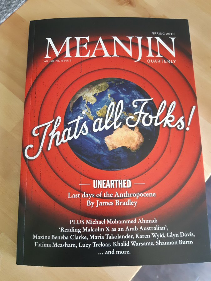 Meanjin story